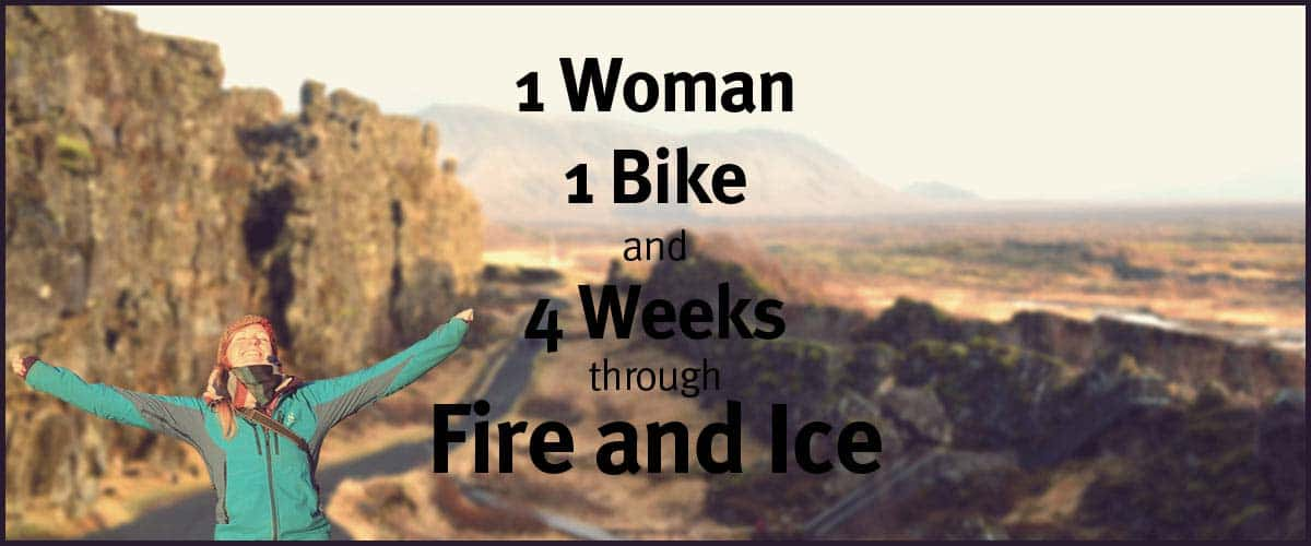 4 Weeks on a Bike Through Iceland – Independent Bike Tour