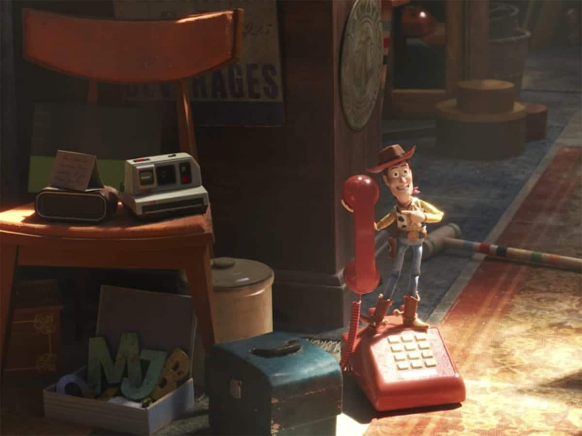 Mickey Mouse Phone Toy Story 4