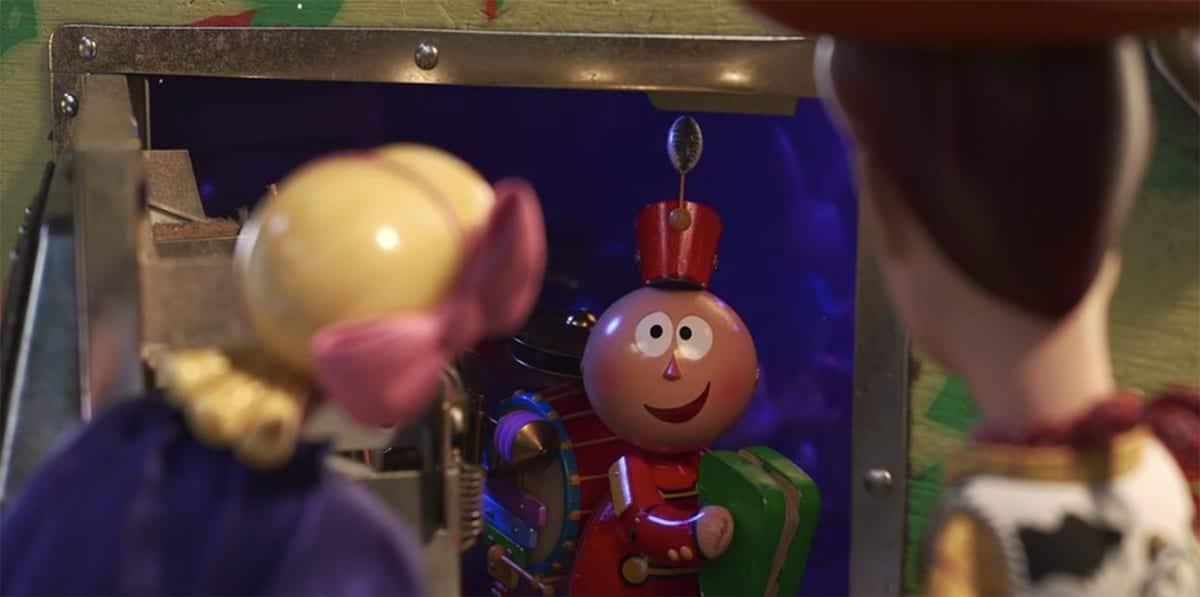 Tin Toy Toy Story 4