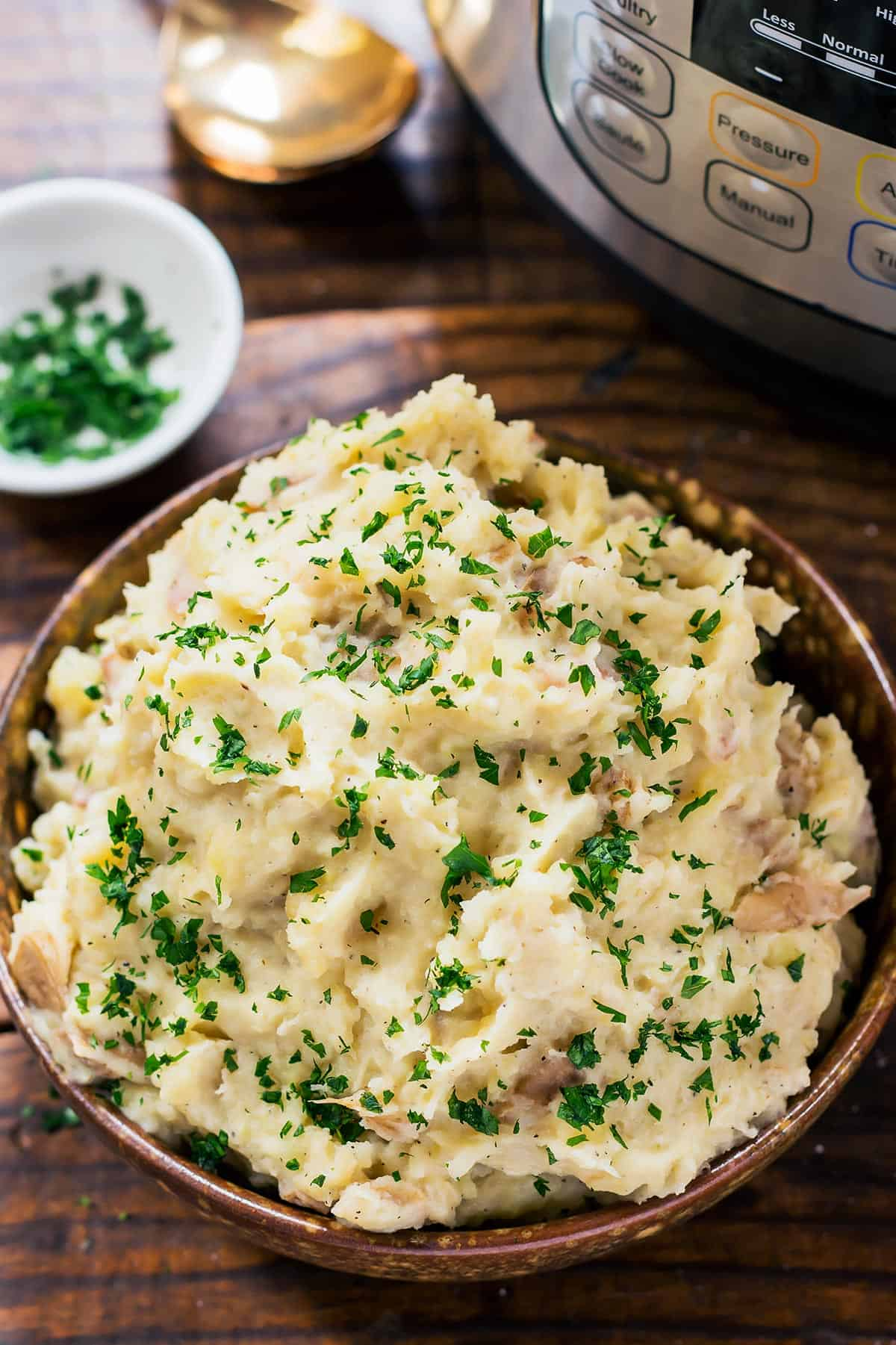 Instant Pot Mashed Potatoes