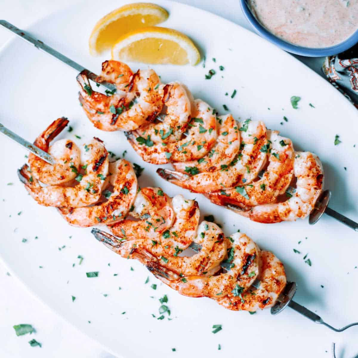 Shrimp on the Barbie - Life, Love, and Good Food