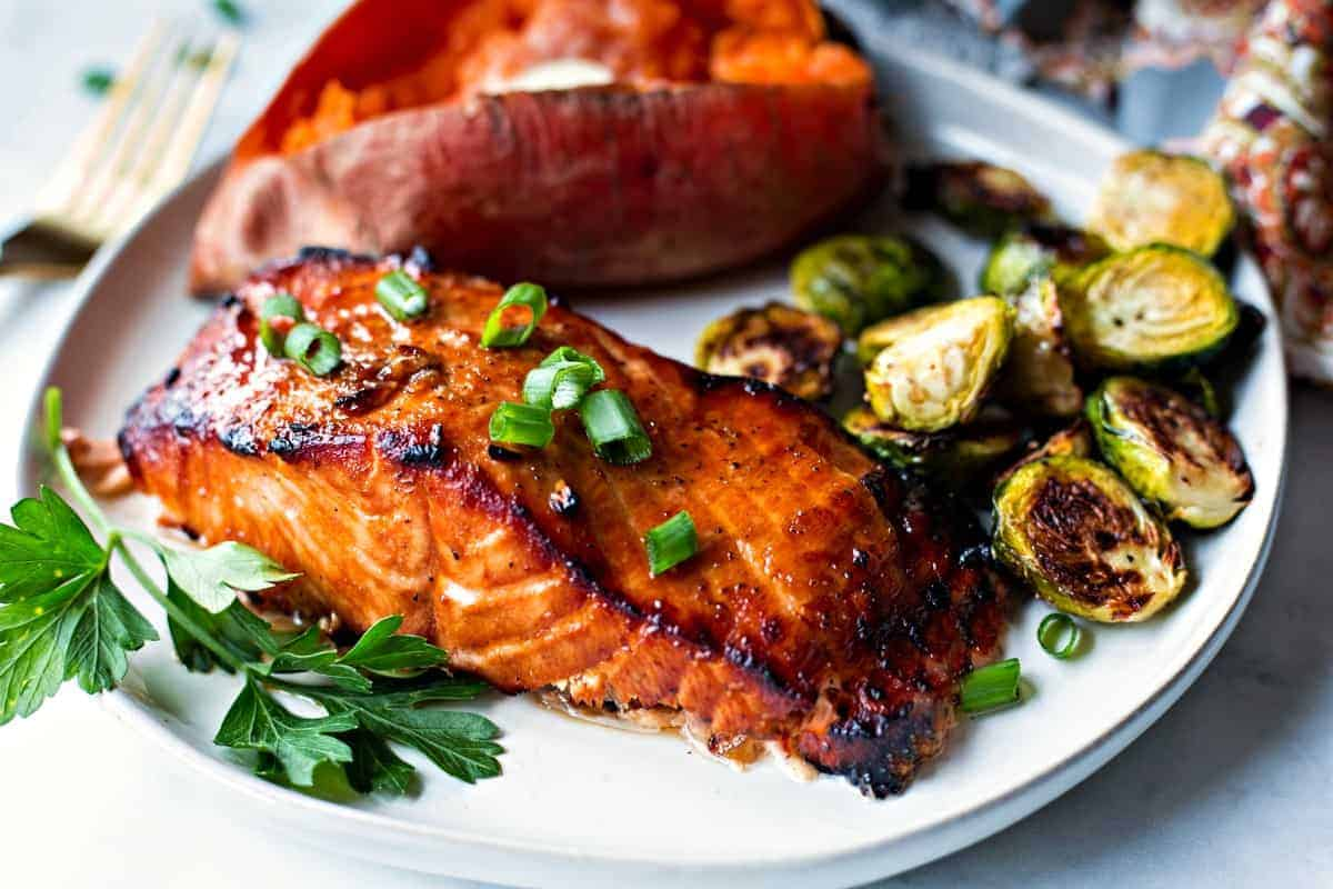 Best Grilled Salmon recipe is how to cook salmon on the grill