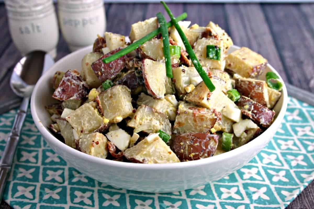 Roasted Red Potato Salad | Life, Love, and Good Food