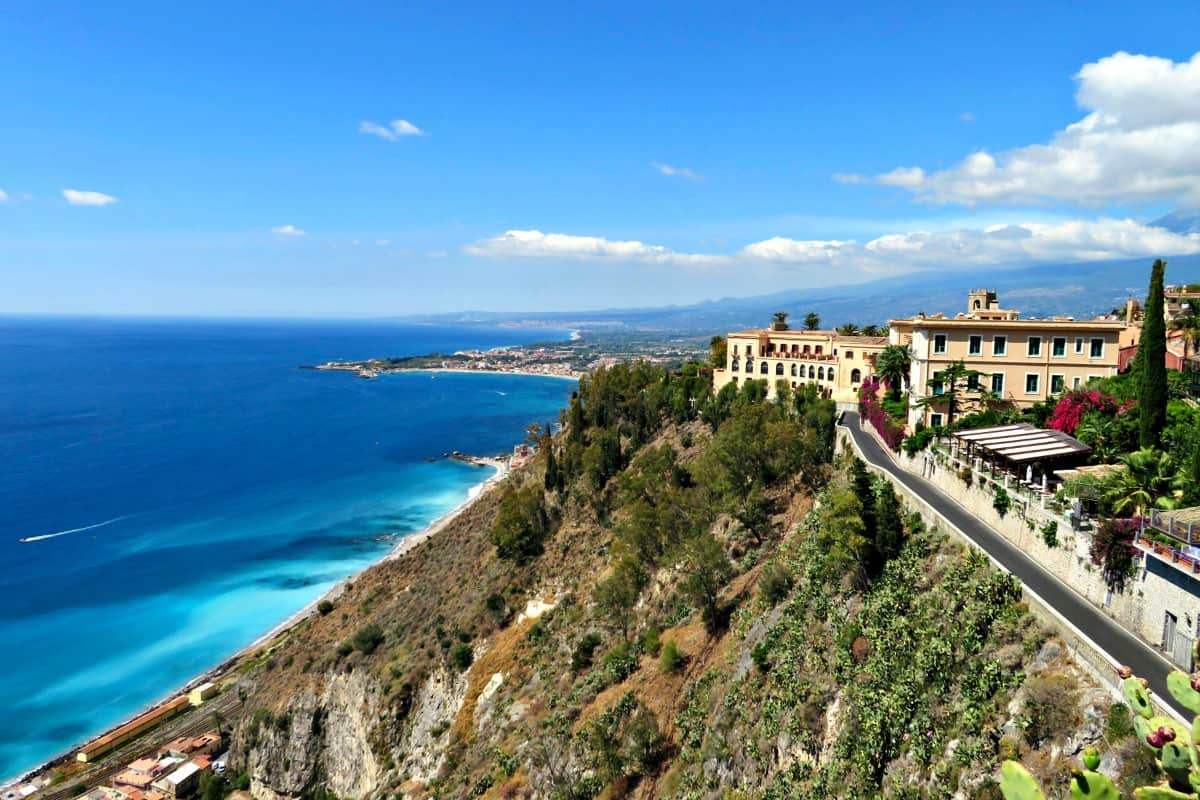 Cruise 2018_Sicily_Taormina