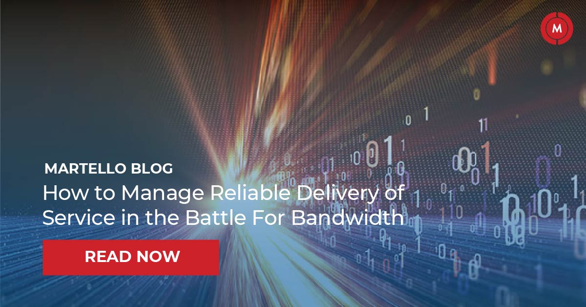Manage Reliable Delivery of Service