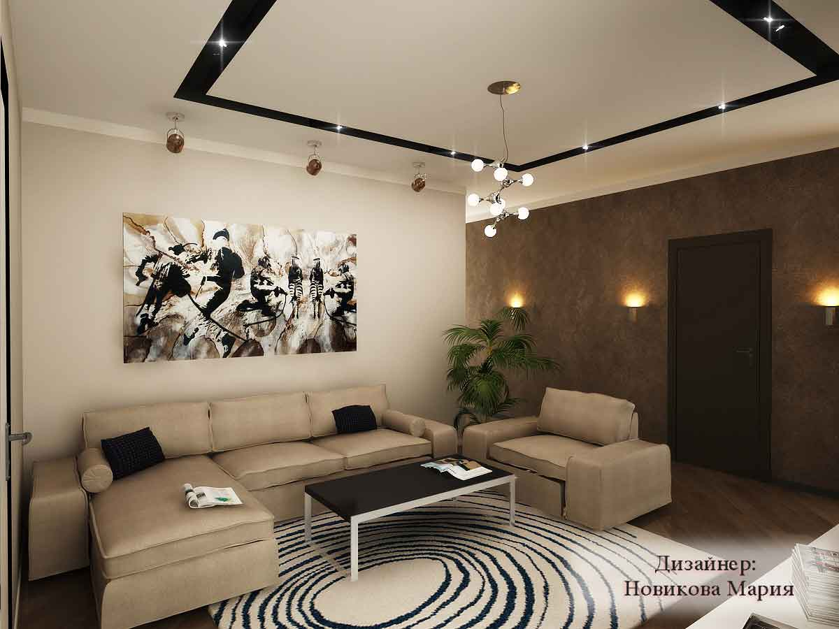 Нужен дизайн-проект квартиры