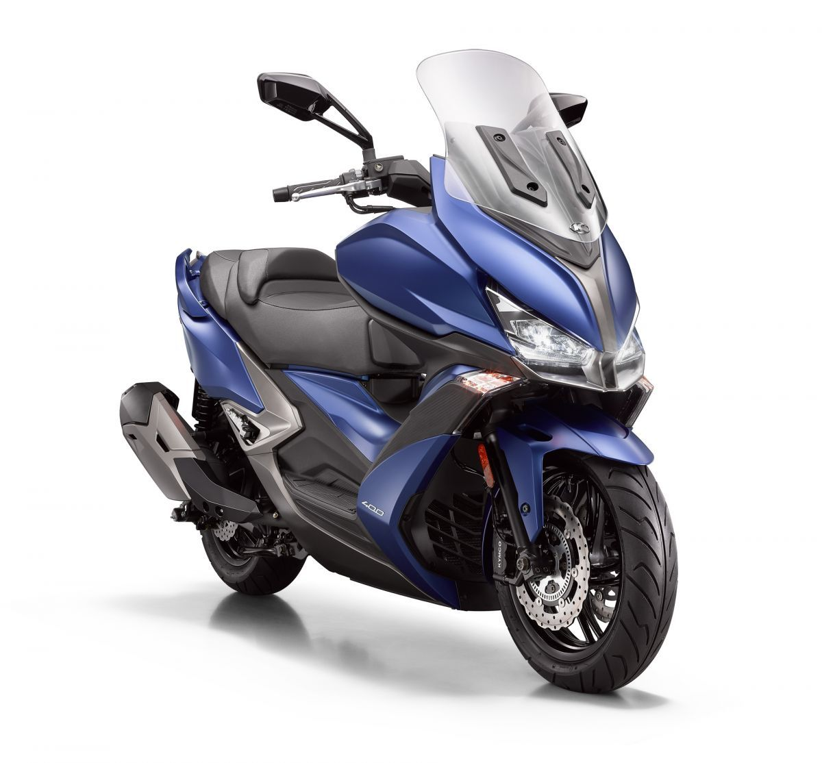 Motocicleta Kymco Xciting s 400