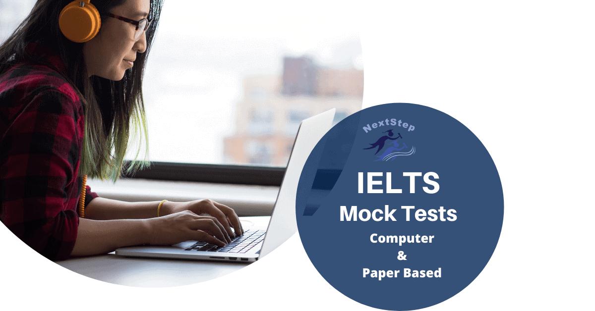IELTS computer delivered mock test