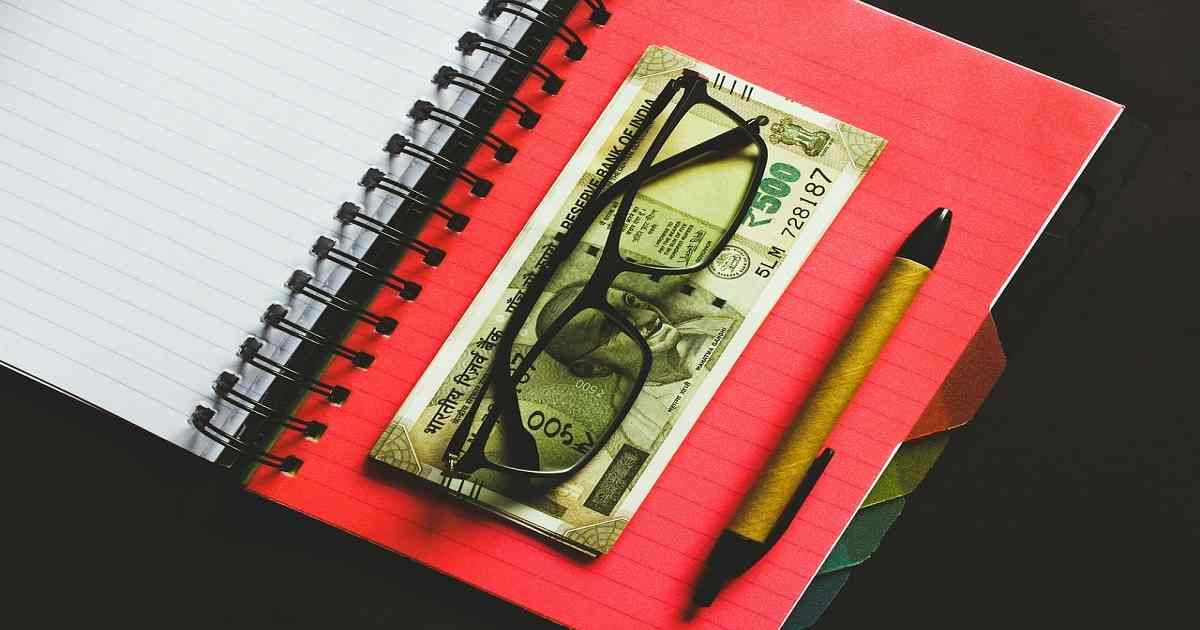 Notebook and India Notes - Do you want to earn more than your salary or income