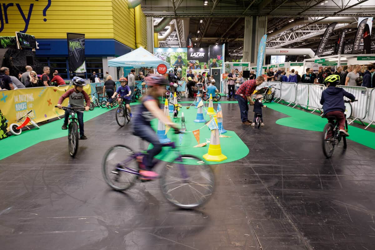 Competition - Win Tickets to The Cycle Show in Birmingham