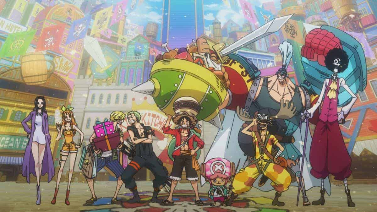 One Piece Stampede Movie