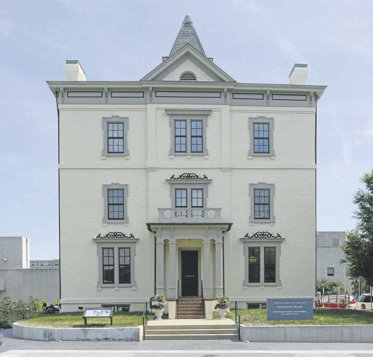 Robinson House at VMFA | Richmond Times-Dispatch - Shockey