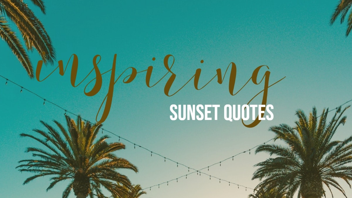 "30 Most Inspiring And Romantic Sunset Quotes Of All Time - ""It was sunsets that taught me that beauty sometimes only lasts for a couple of moments, and it was sunrises that showed me that all it takes is patience to experience it all over again"". a.j. lawless"