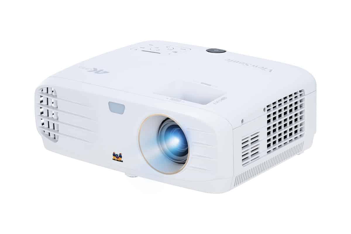 đánh giá máy chiếu Viewsonic PX747 3