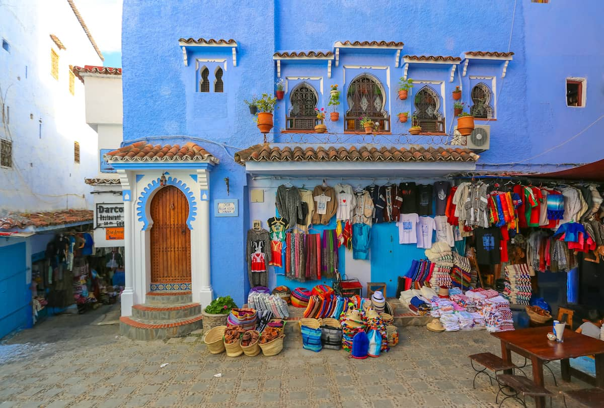 fotos en Chefchaouen, Marruecos