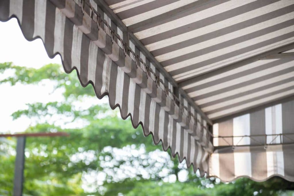 Awnings - Curtains in Cardiff, NSW