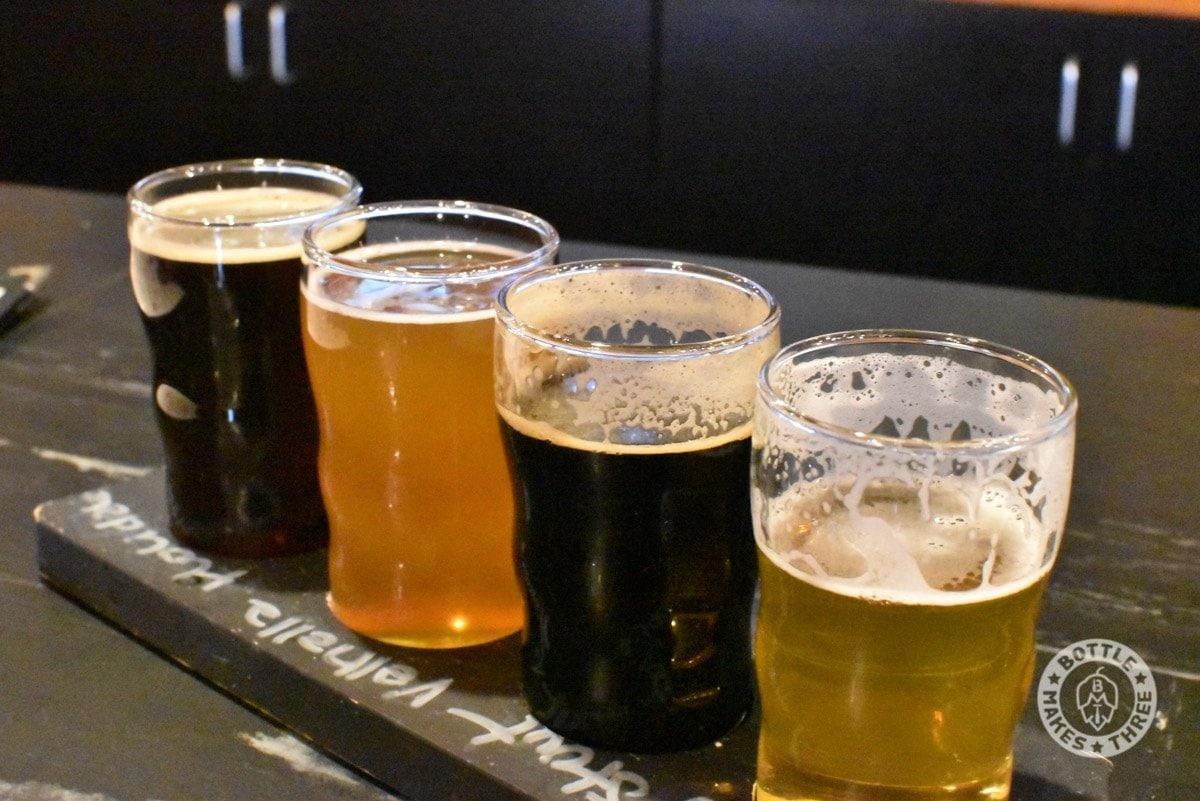 Experience Wonderful Views and Delicious Brews at El Rancho Brewing Company | BottleMakesThree.com