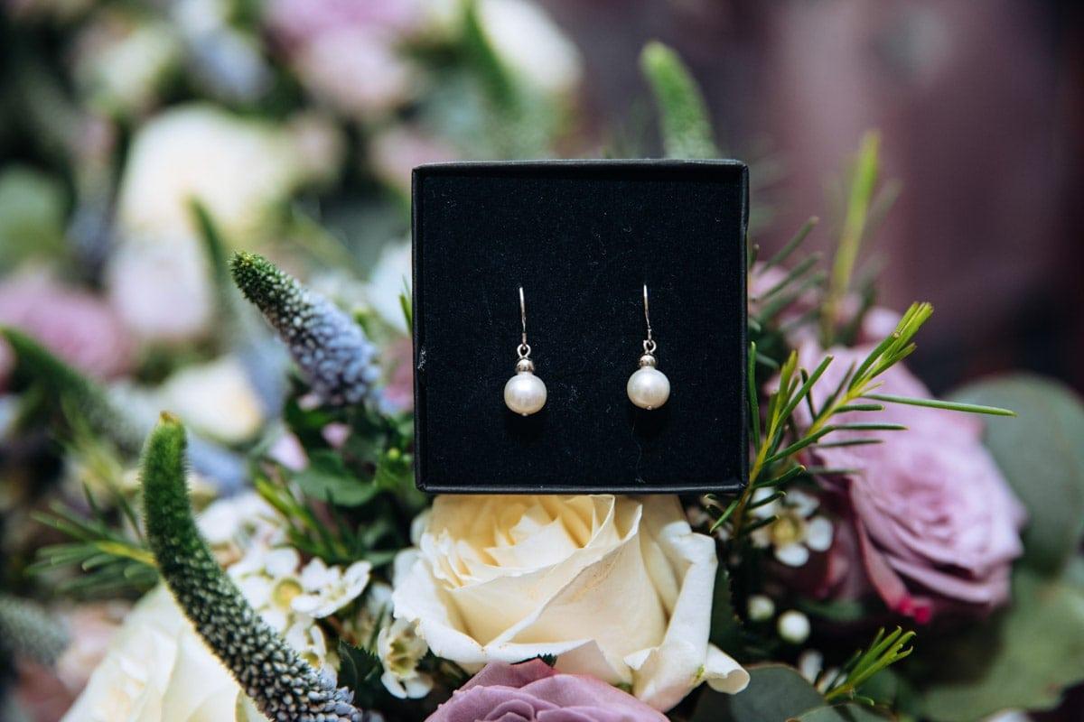 Bridal earings
