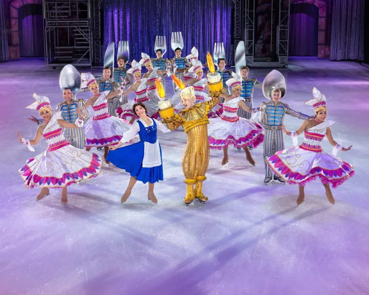 Disney on Ice Presents Dream Big - Belle