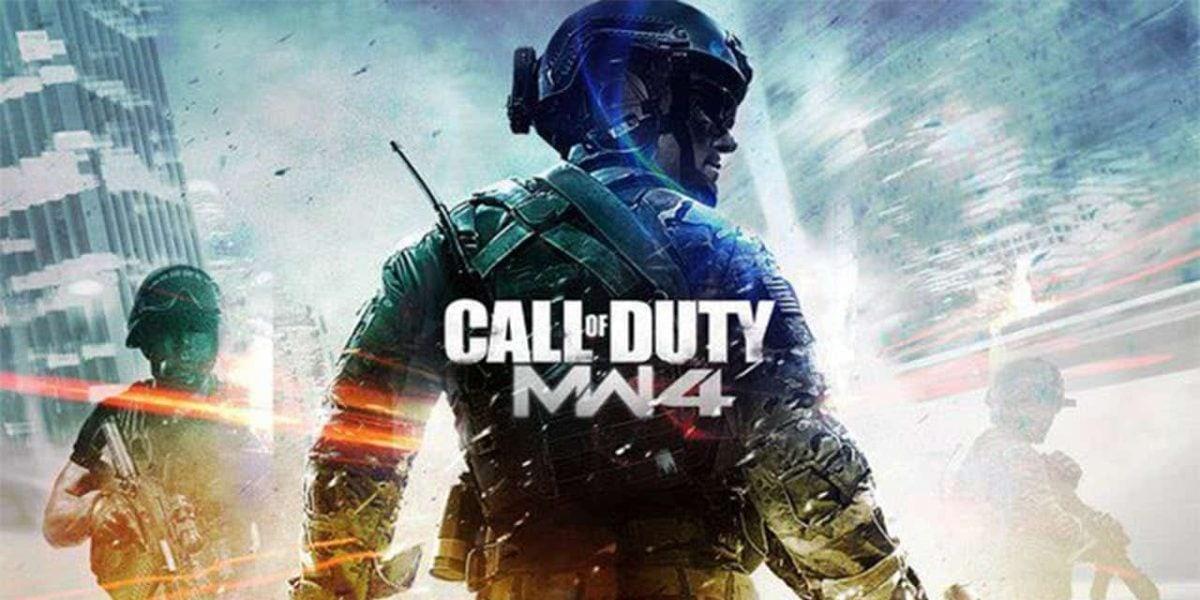 Call of Duty Modern Warfare 4