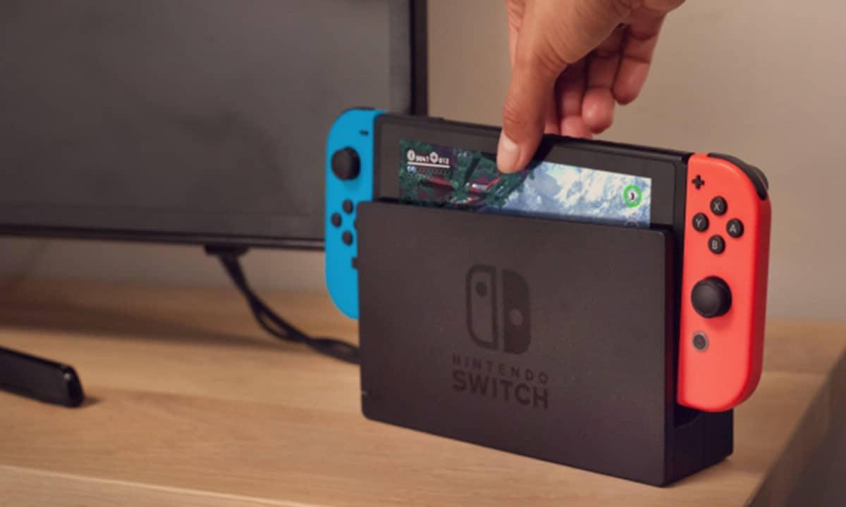 consolas Nintendo Switch