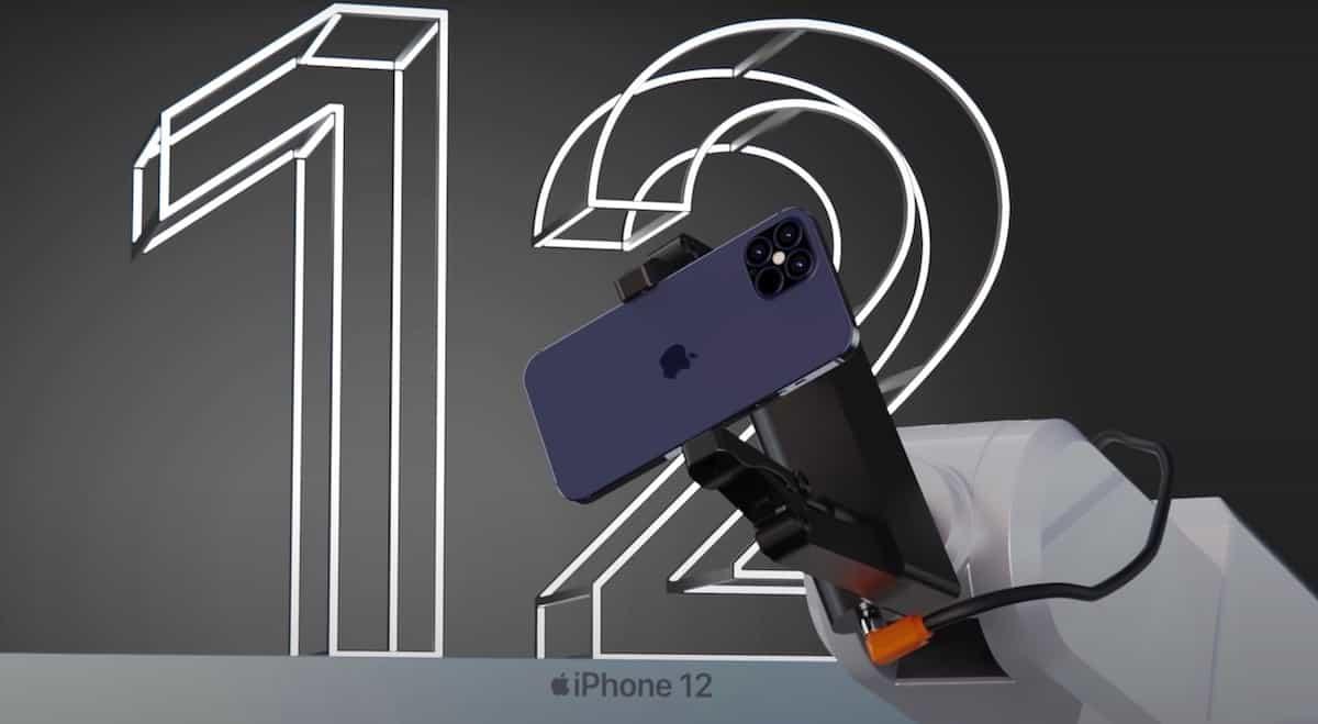 iphone 12 chega ao