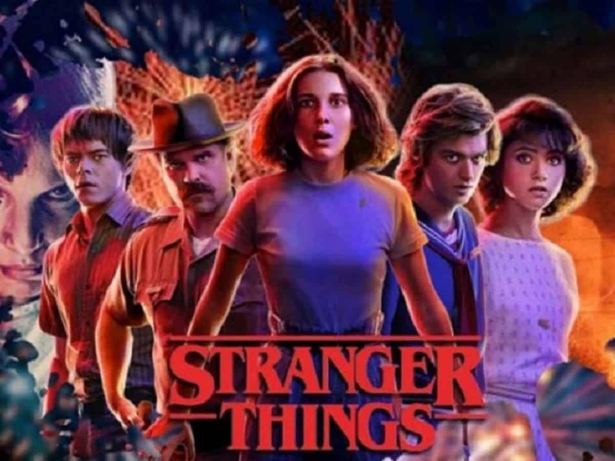 Stranger Things temporada