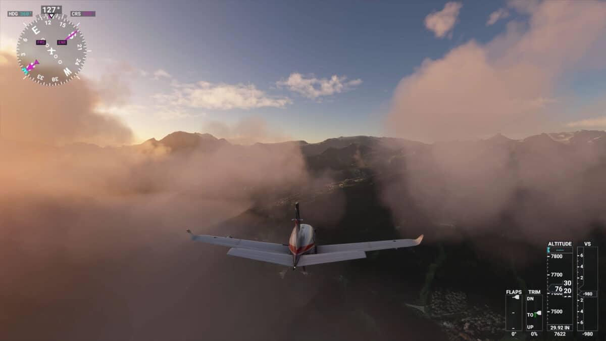 Flight Simulator Benchmarks