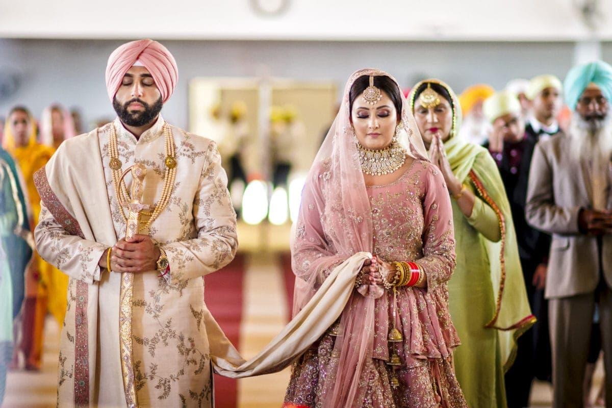 Fort Garry Indian Wedding