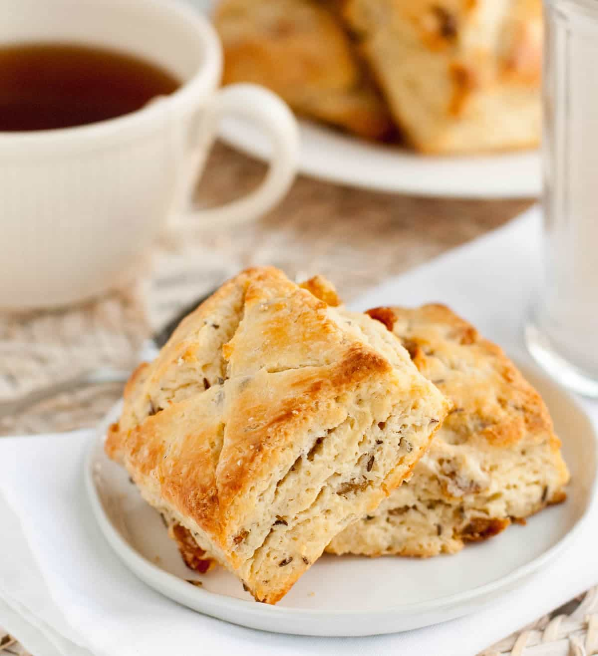 Irish Soda Bread Scones 12
