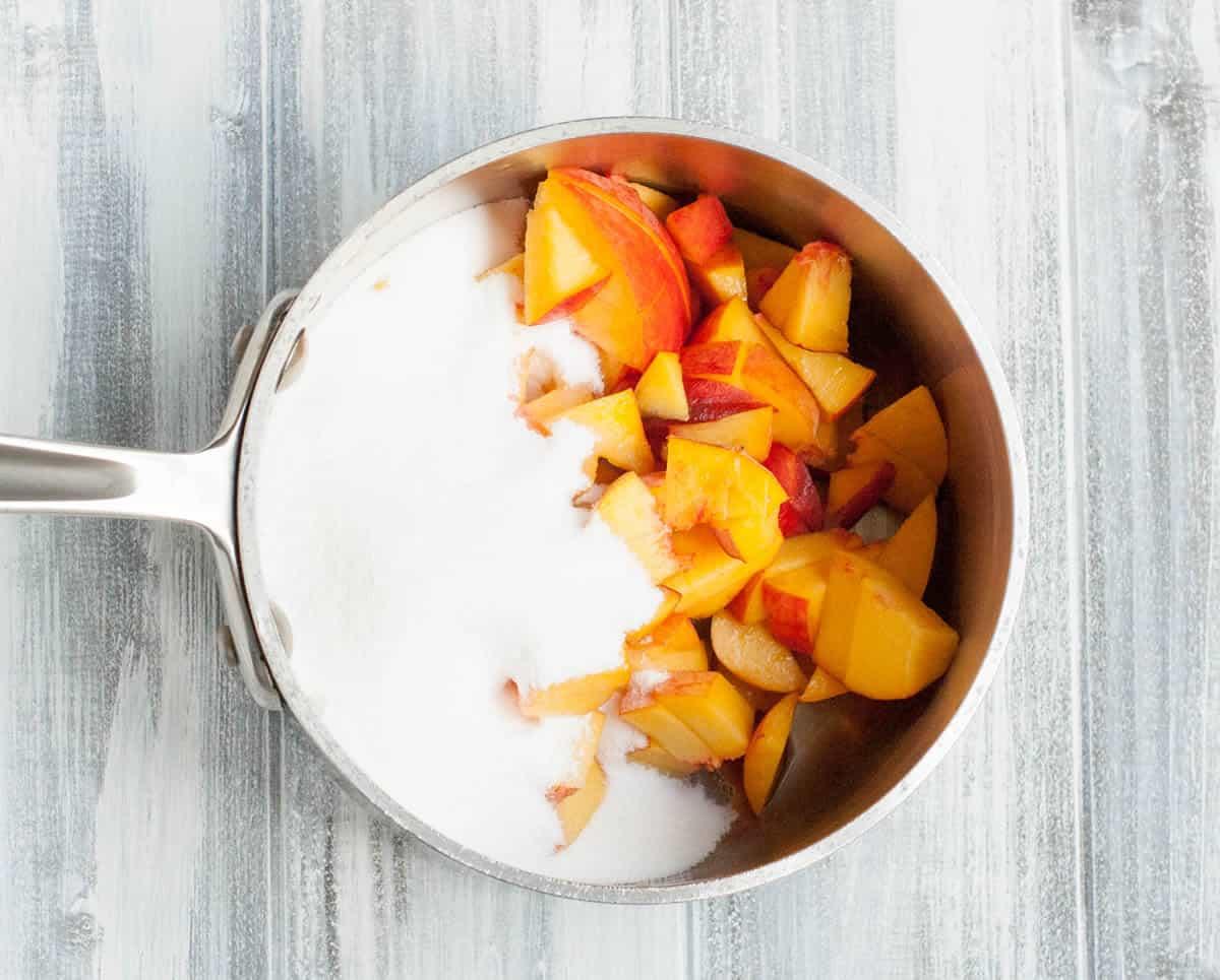 Fresh Peach Iced Tea-2