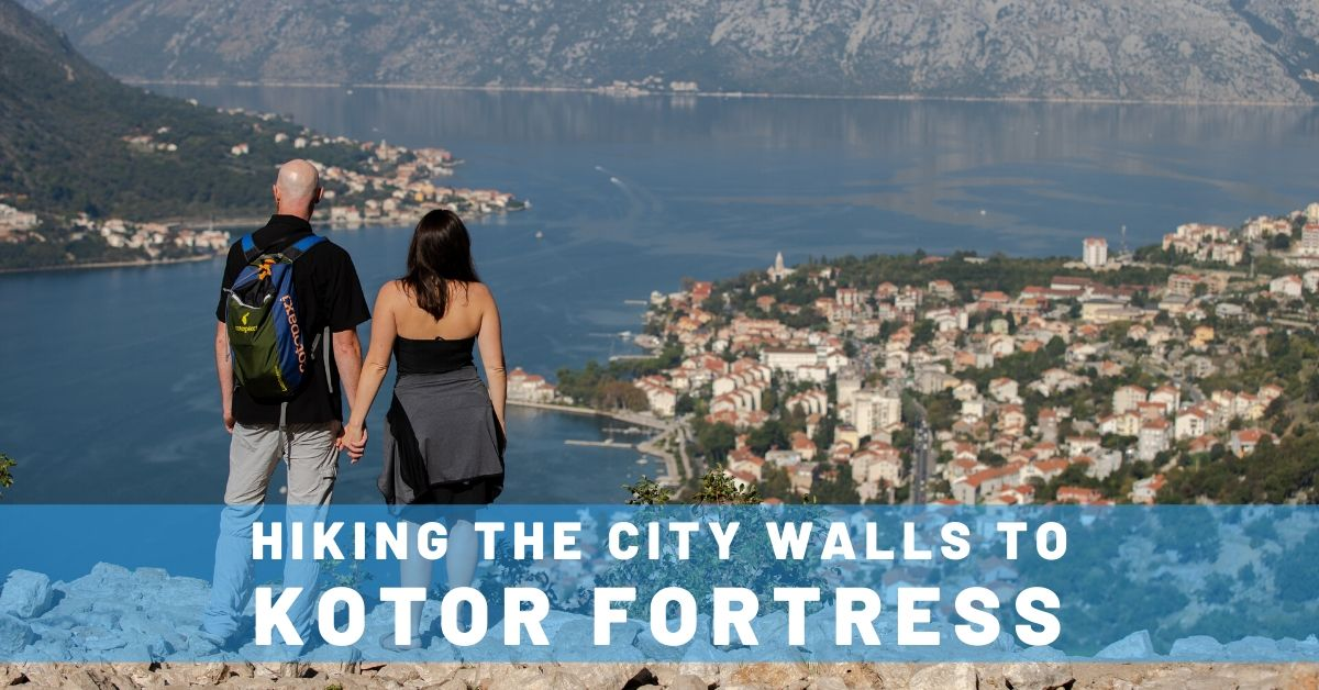 Hiking to Kotor Fortress