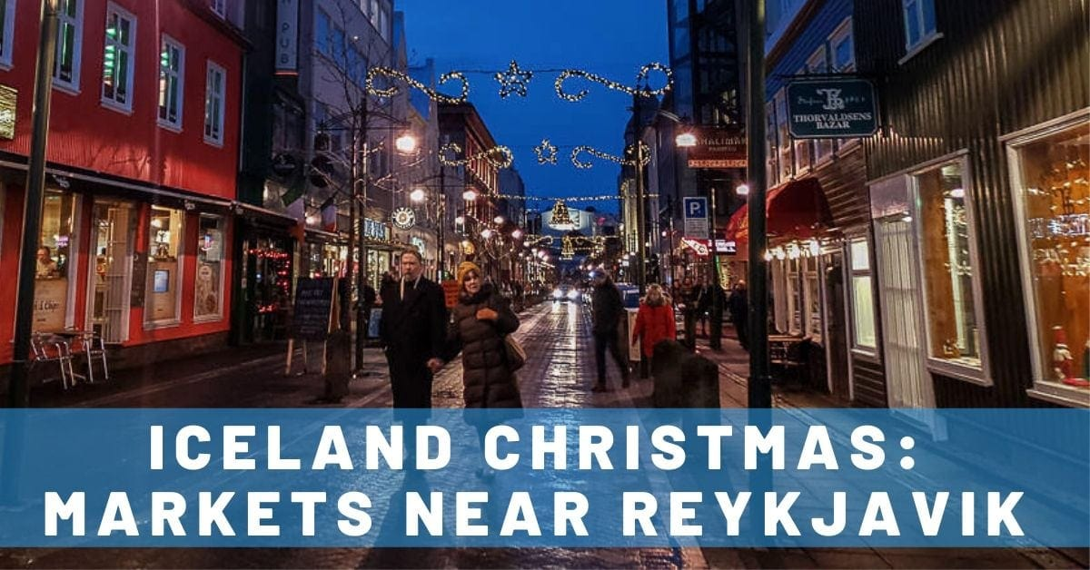 reykjavik christmas markets