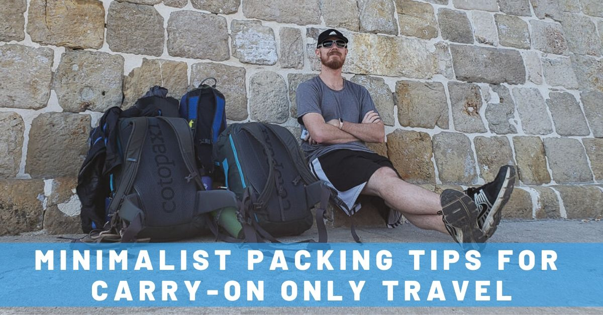 minimalist travel hacks