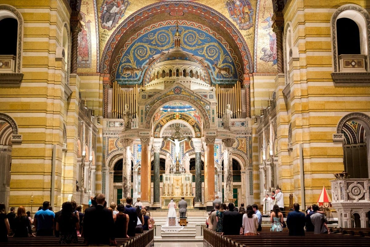 Saint Louis Basilica Cathedral Wedding Lillian Luis_1446