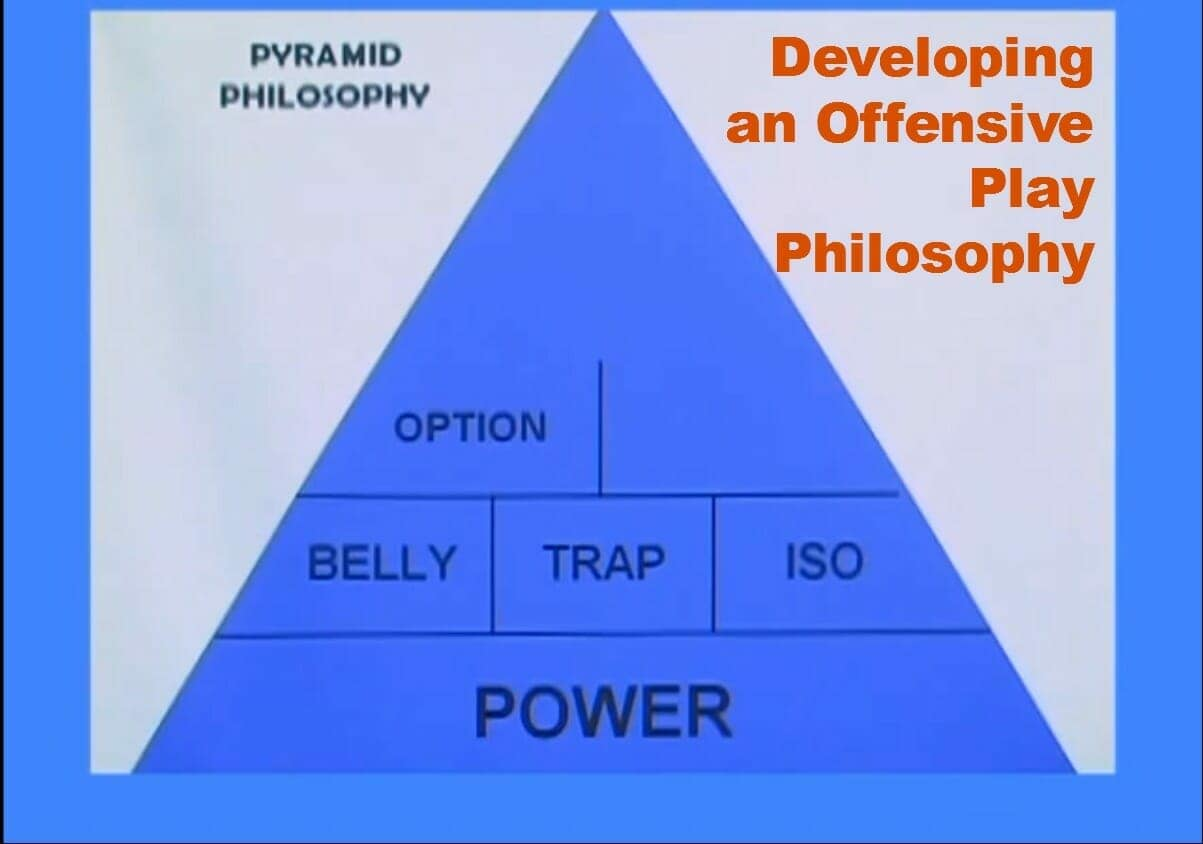 offensive football play philosophy