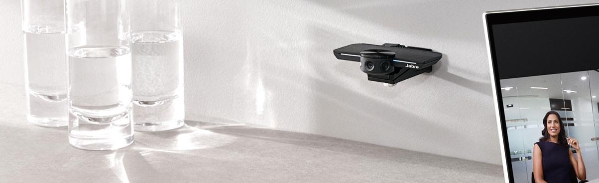 caméra 4k jabra panacast visioconférence