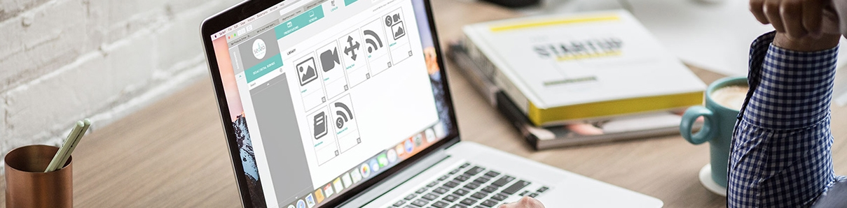 templates écran affichage dynamique sedao