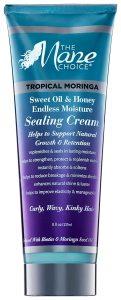 The Mane Choice Tropical Moringa Oil & Honey Daily Moisturizer and Sealing Cream