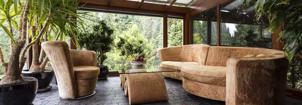 Dank Tipp zum Bau entdecken Sie die Gestaltungs-Optionen für integrierte Deckenleuchten in Ihrem Wintergarten.
