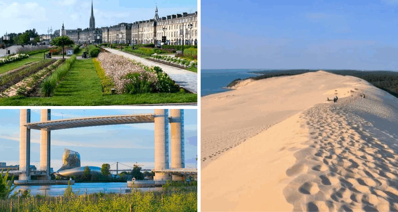 Culural Activities around Bordeaux Arcachon dune du pilat