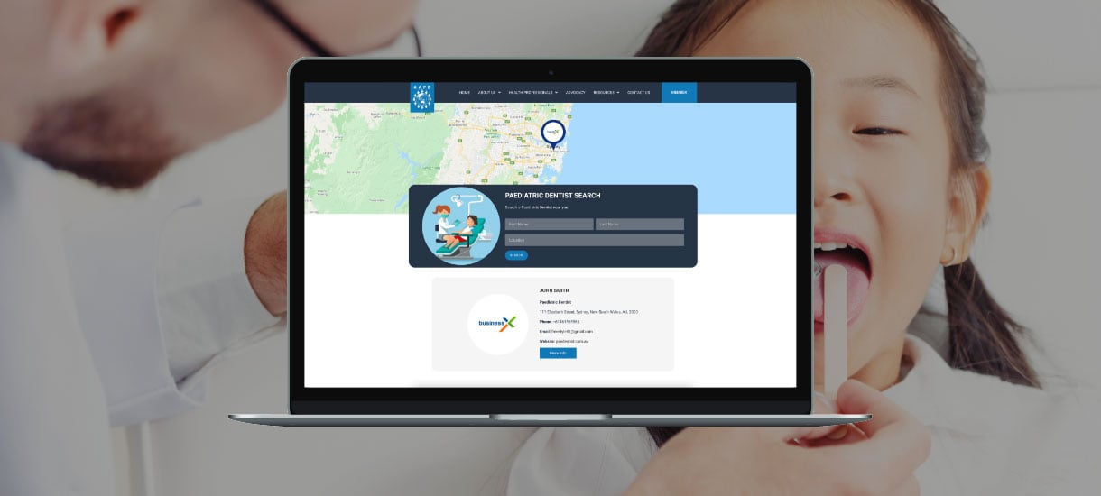 Paediatric Dentist listing helps local patients find you
