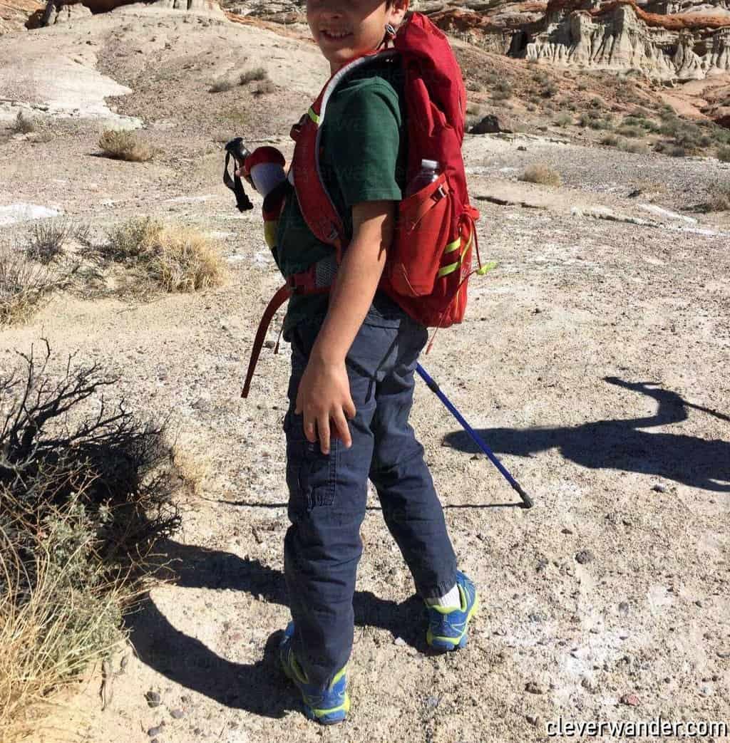 Osprey Jet Kids Backpack - image review 2