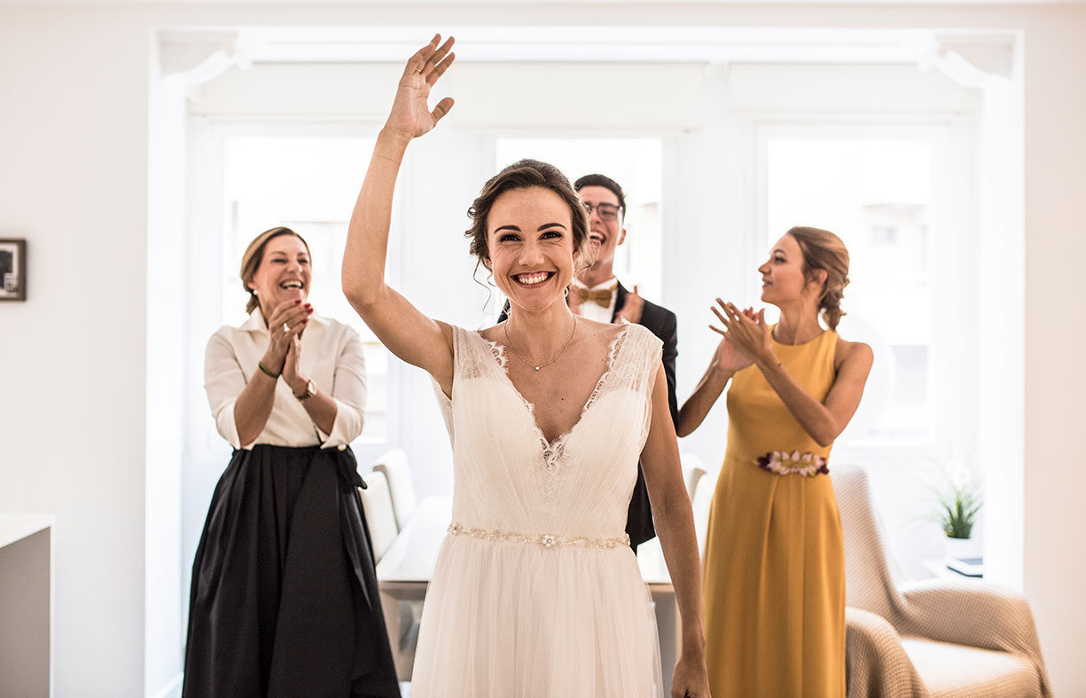 fotografos de boda LGBT en Mallorca familia