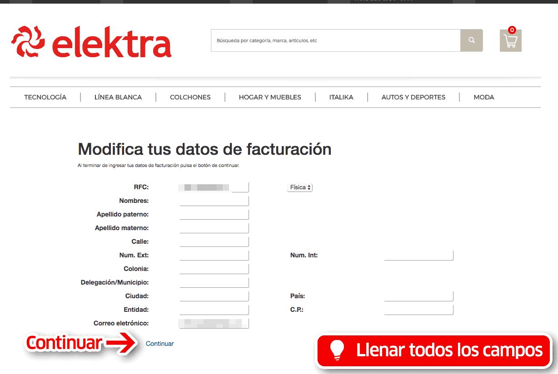 ELEKTRA FACTURACION 1