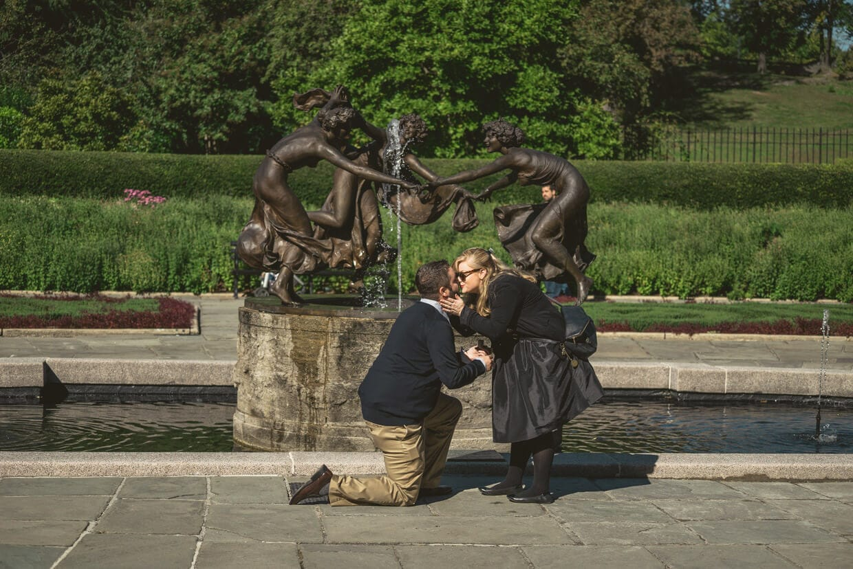 Photo 9 Conservatory Garden Marriage proposal. | VladLeto