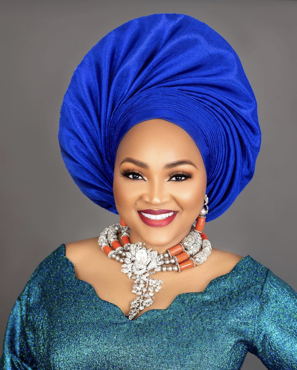 Mercy Aigbe celebrates 42nd birthday with beautiful photos