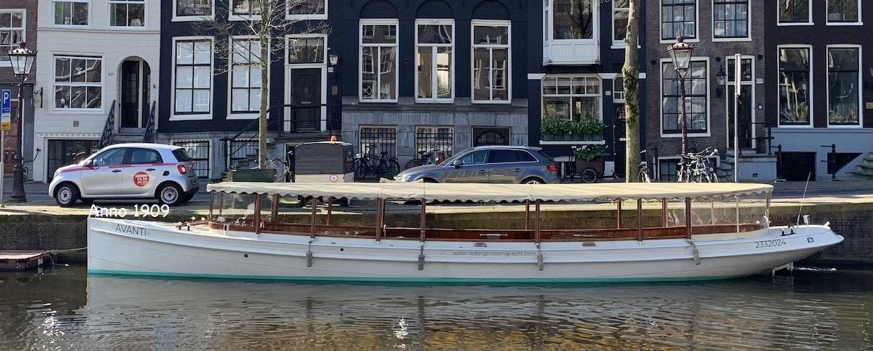 corona maatregelen rondvaart Amsterdam