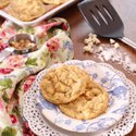 Small Batch Tropical White Chocolate Chip Cookies | ZagLeft