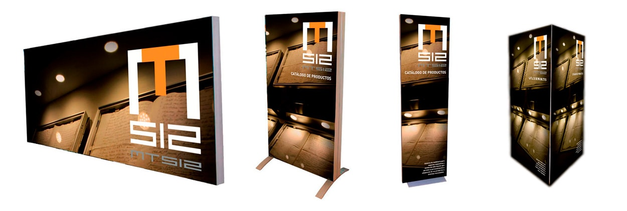 stand panel and exhibition panel